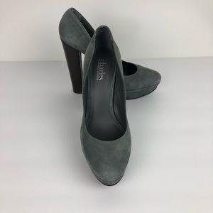 Charles by Charles David suede heels. Sz 7 1/2